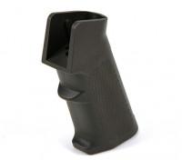 Grip Dytac A2 Tipos de pared para M4 / M16 AEG (de color gris oliva)