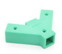 RotorBits de 45 grados Y conector de 2 caras (verde)