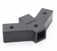 RotorBits 60 grados Y conector de 2 caras (negro)
