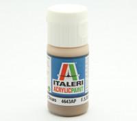 Italeri pintura acrílica - Piso Nocciola Chiaro