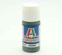 Italeri pintura acrílica - Piso 2 Verde Mimetico