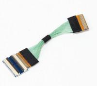 Cable de cinta de 65 mm Módulo de ampliación de la lente externa Mobius ActionCam