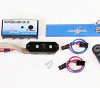 PowerBox Gemini II Regulador de voltaje w / SensorSwitch