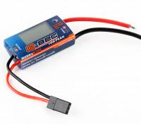 HobbyKing ™ Q-BEC de salida variable de 10 amperios (6-25V) SBEC para LiPoly
