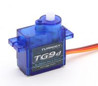 1,8 kg Turnigy ™ TG9d Digital Micro Servo / 0.09sec / 9g