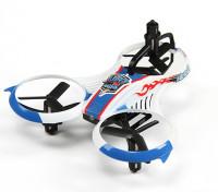 MINI UFO Y-4 Micro de Multicopter w / transmisor de 2,4 GHz y la función de auto-Flip (Modo 2) (listo para volar)