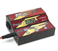 Turnigy P405 de doble entrada (AC / DC) Cargador de equilibrio 45W digital.
