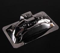 Electrochapado Cubo de luz para el cuerpo Bugatti Veyron