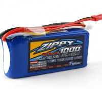 25C ZIPPY Flightmax 1000mAh 3S1P