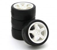 Barrer SWP-MN25 Mini Touring completa 25deg juego de neumáticos (4pcs)