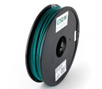 ESUN 3D Filamento impresora 3mm ABS verde de 0,5 kg Carrete