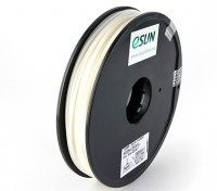 ESUN 3D Filamento impresora 3 mm 0,5 kg Natural ABS Carrete