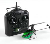 HiSky HFP80 V2 Mini RC helicóptero de paso fijo Modo 2 (Ready-To-Fly)