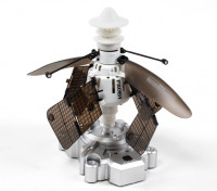 Co-Axial inducción del vuelo de satélite