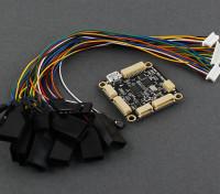 Micro Mega HKPilot tamaño micro regulador de vuelo del piloto automático y con conductores 2.7.2 (APM)