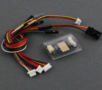 Micro HKPilot OSD MAVlink micro compatible de visualización en pantalla