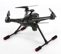 Walkera scout X4 aérea vídeo Quadcopter w / Bluetooth de 2,4 GHz de enlace de datos, batería y cargador (B & F)