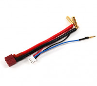 T-Connector F W / JST-XH 2S arnés para el caso duro Lipoly