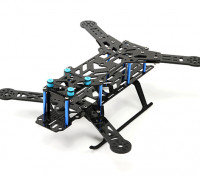 HobbyKing ™ TORTAZO 300 de Premium Ready FPV marco plegable de aviones no tripulados (KIT)