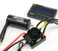 HobbyKing® ™ X-Car Motor bestia Series y 120A ESC Combo 1/8 Escala