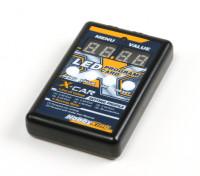 Tarjeta de programa Pantalla LED HobbyKing® ™ X-Car bestia Serie Digtal