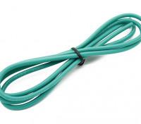 Turnigy alta calidad de silicona 16AWG Wire 1m (verde)