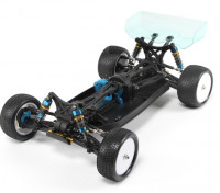 BSR Racing BZ-444 Pro 1/10 4WD Buggy Racing (kit montado-Un)