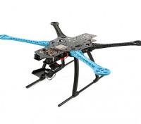 Dead Cat Pro Quadcopter con Mobius cardán (Kit)