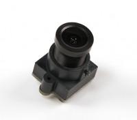 """Mini amplia ángulo de la cámara FPV 1/3 """"CMOS 700TVL NTSC / PAL"""