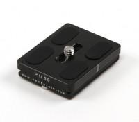 Cambofoto PU-50 Cámara de liberación rápida / soporte de monitor