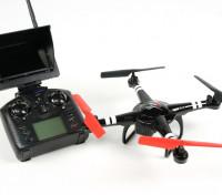Q222K Nave espacial - Altitud Hold Quad quadcopter de 6 ejes con WiFi FPV