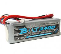 Perno Turnigy 3400mAh 6S 22.8V 65 ~ 130C alto voltaje Lipo Pack (LiHV)