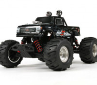 Basher 1/16 4WD Mini Monster Truck V2 - Hellseeker (ARR)
