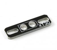 XT30 del enchufe fijo montados en placa