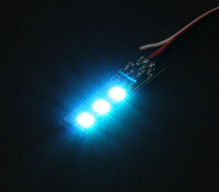 3 RGB LED de 7 colores Junta 5V con Futaba tipo de enchufe