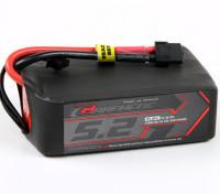 El grafeno Turnigy 5200mAh Profesional 4S 15C LiPoly paquete w / XT60