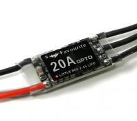 Favorito Little Bee 20A ESC 2-4S (n BEC)