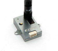 Quanum Elite X50-L 25 mW TX con el caso de la aleación del CNC