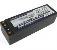 Turnigy LiHV 5000mAh 15.2V 4S Estuche duro paquete de 35C