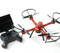 H11D FPV aviones no tripulados