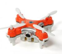 CX-10C Nano Quadcopter con una función de cámara de 0,3 MP 2,4 GHz RTF (rojo) (Modo 2 Tx)