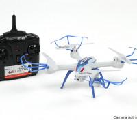 Runqia Juguetes RQ77-10 Explorador de aviones no tripulados (Modo 2)