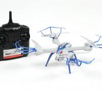 Runqia Juguetes RQ77-10G Explorador de aviones no tripulados con la cámara de alta definición (Modo 2)
