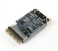Receptor UHF Scherrer Rx700LR de Largo Alcance