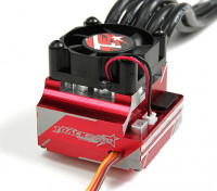 Trackstar sin escobillas Turbo 120A ESC V2