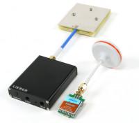 Lieber 5.8G FPV Audio / Video RX y TX paquete de 350mW