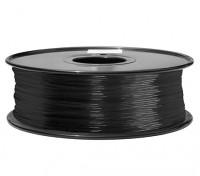 HobbyKing 3D de filamentos de nylon PA impresora 1.75mm 1.0kg Carrete (Negro)