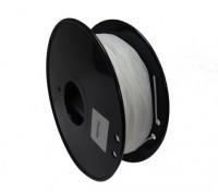 HobbyKing 3D Filamento impresora 1.75mm flexible 0,8 kg de cola (blanco)