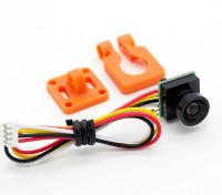 DIATONE 600TVL 120deg cámara miniatura (naranja)
