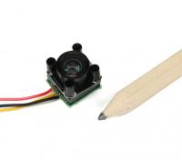 205IR infrarrojos CMOS mini cámara para FPV
